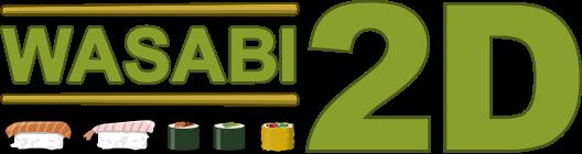 Wasabi2D's logo